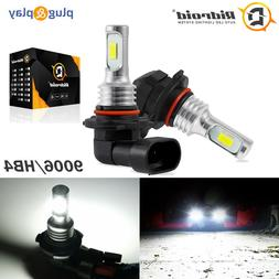 Amazing 9006 HB4 LED Headlight Bulbs Kit Low Beam Fog Lights