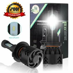 H7 LED Headlight Kit Bulbs High Low Beam  Cold White 240W 48