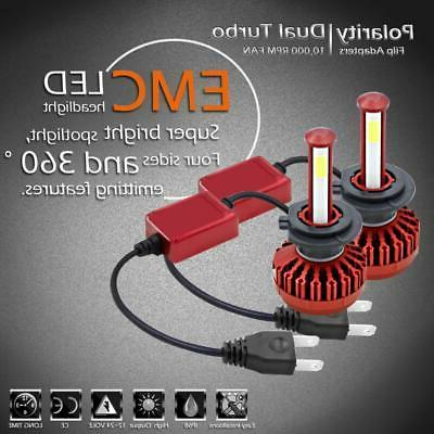 100W H7 6000K LED Kit / Low Beam Automotive for